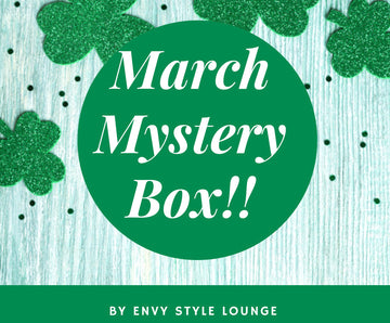 MARCH STYLE BOX, MYSTERY EDITION!!