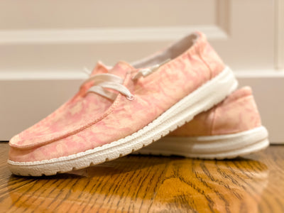 Pink Dreams Loafers