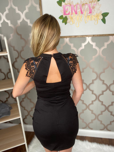 Always Stunning LBD (FINAL SALE)