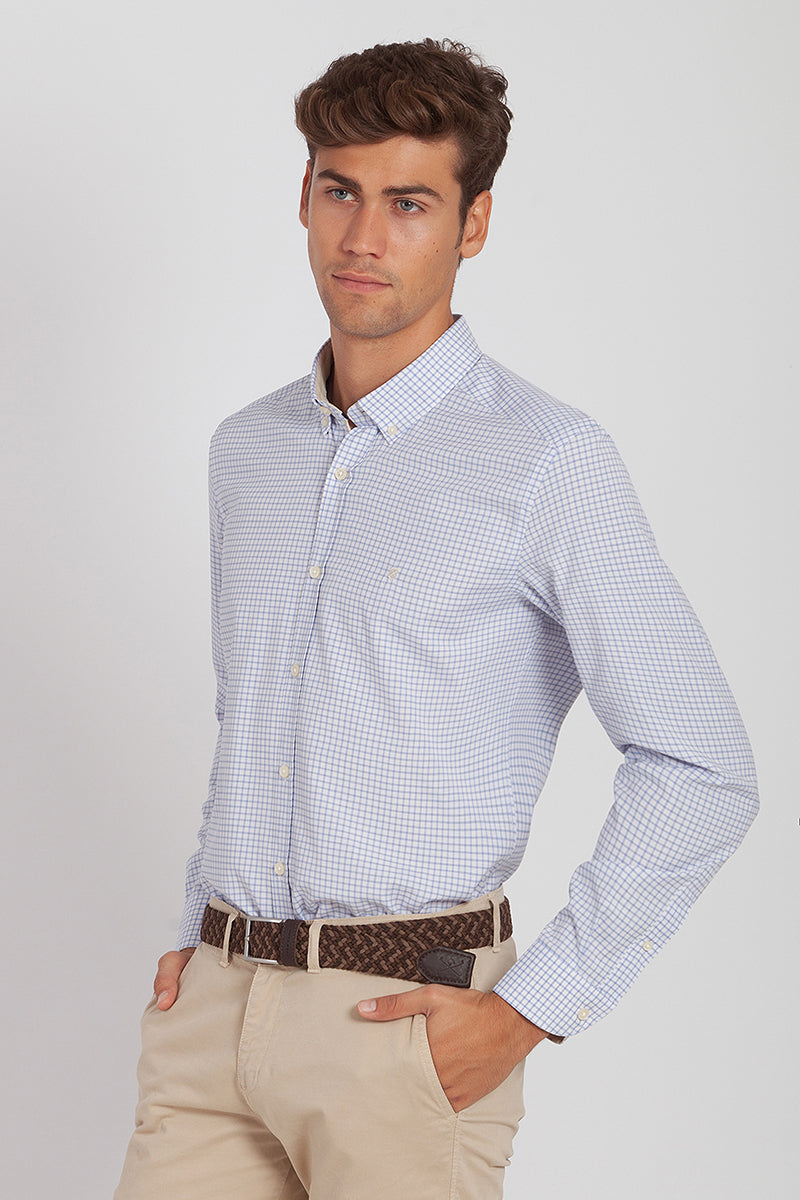 Polo Club Camisa STIRLING PURE Blanco CAMISAS
