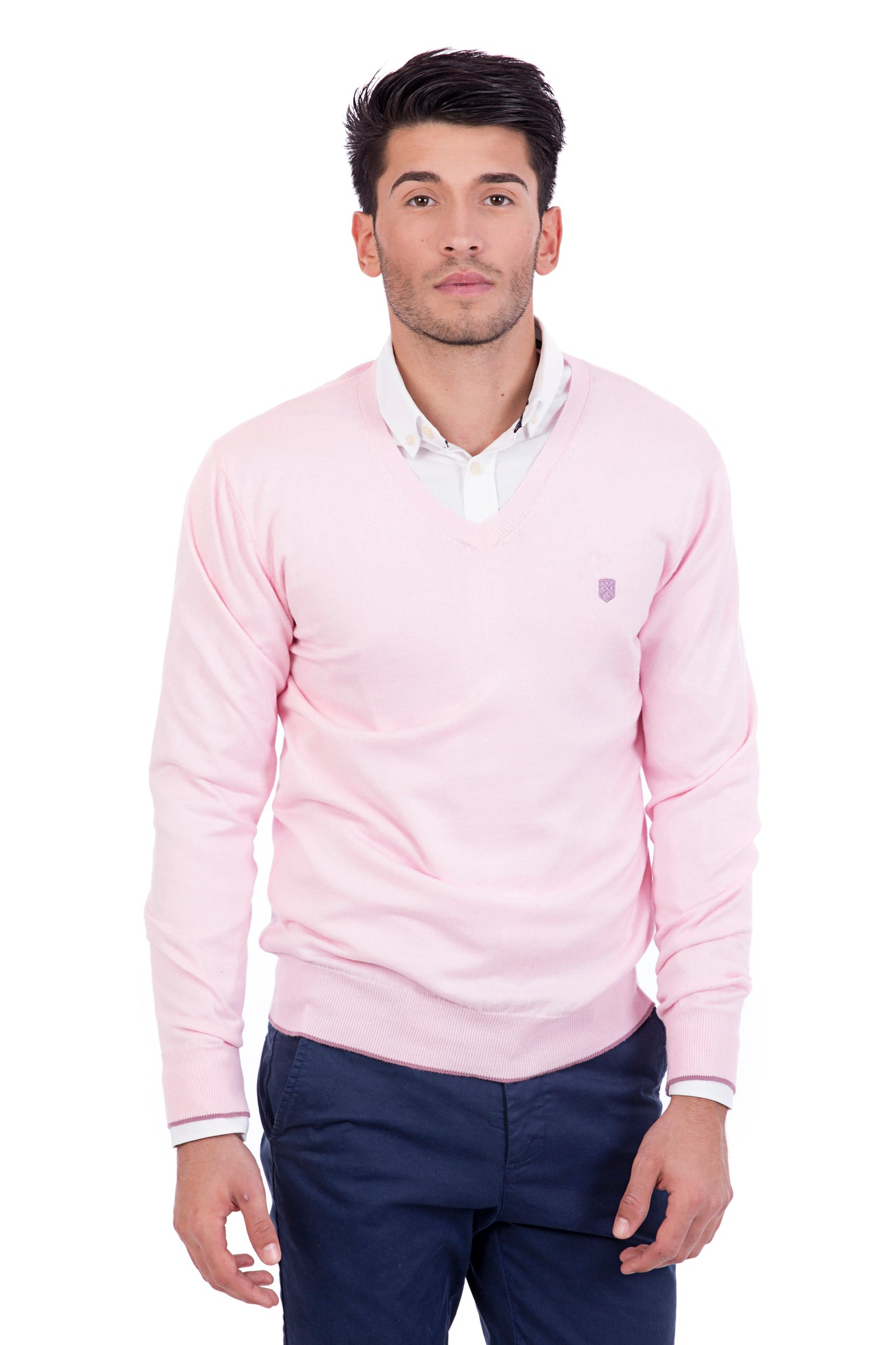 Jersey rosa Gentle V Light