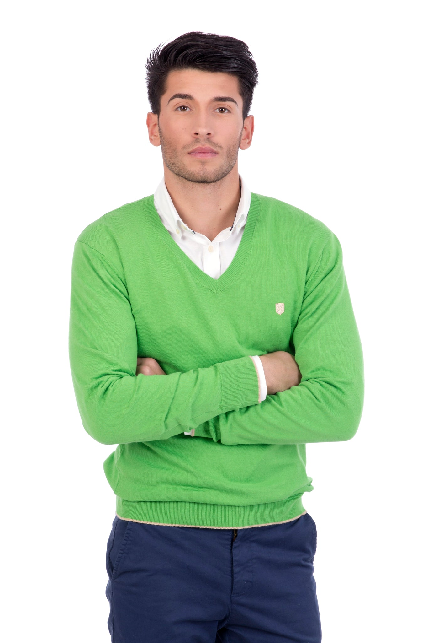Jersey verde Gentle V Light