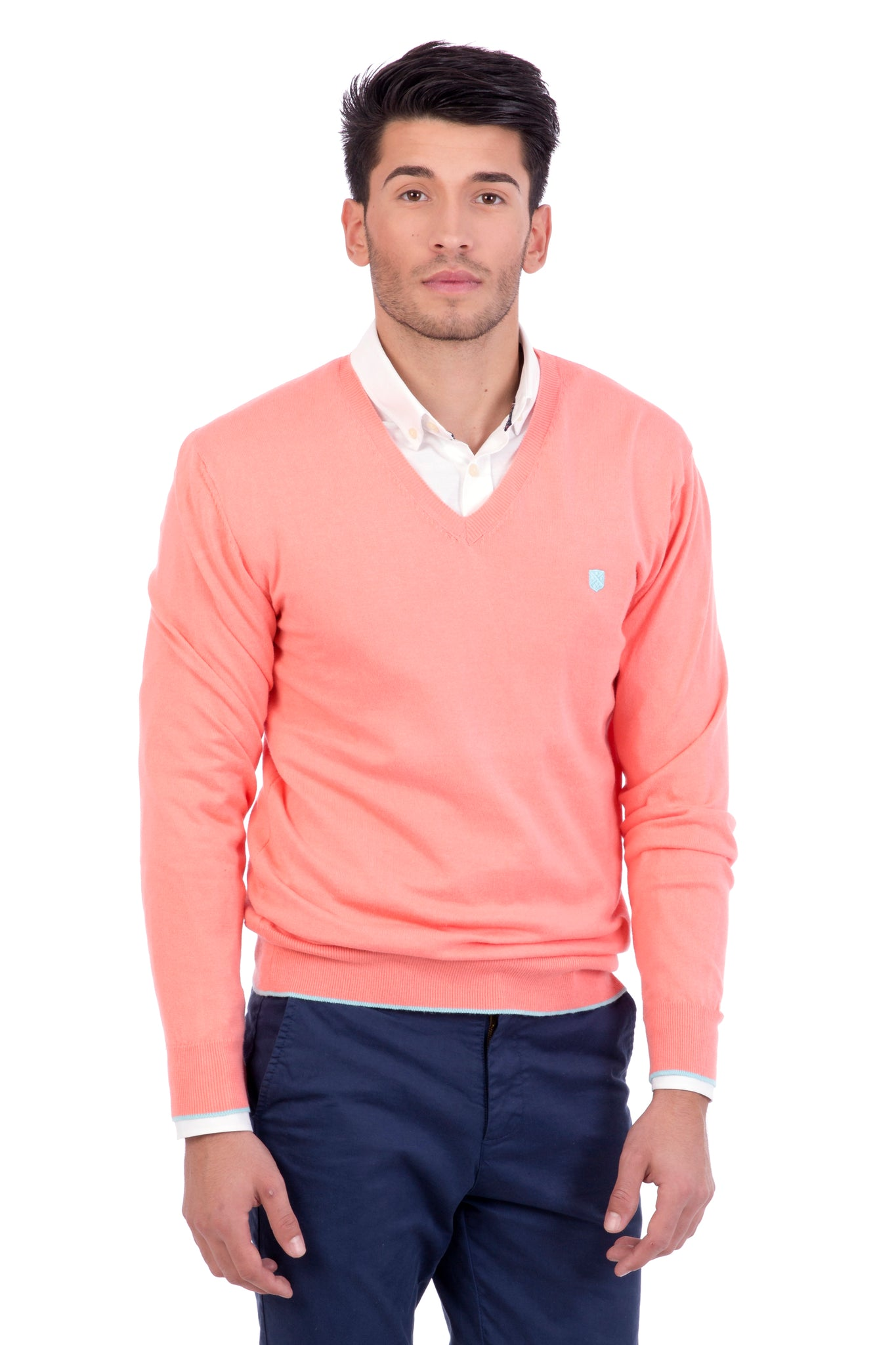 Jersey coral Gentle V Light