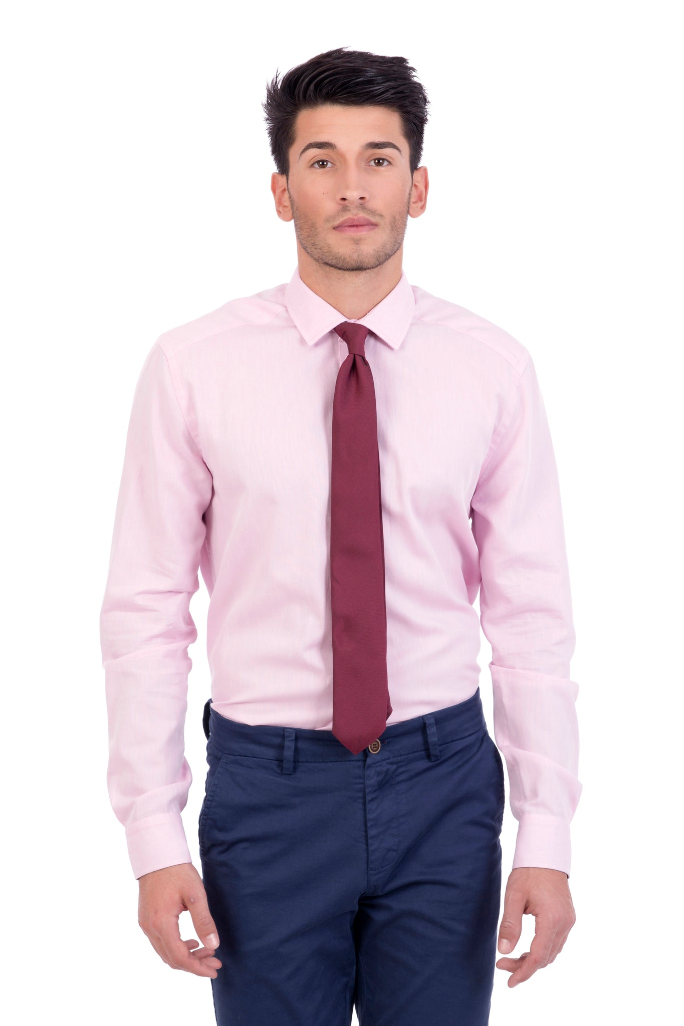 Camisa rosa Gentle Taylor