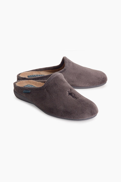 Polo Club Slippers SLIPPERS RIGBY gris CALZADO