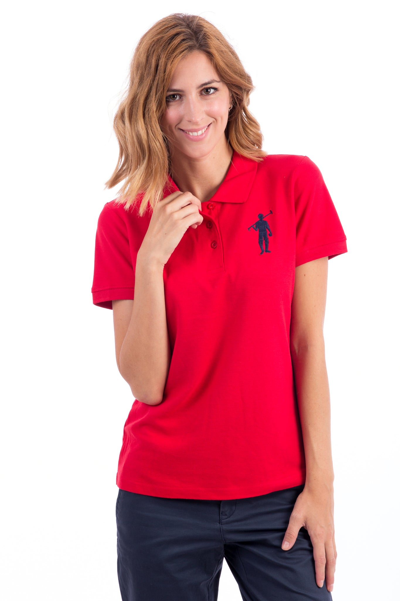 Polo Rojo Original Big Player