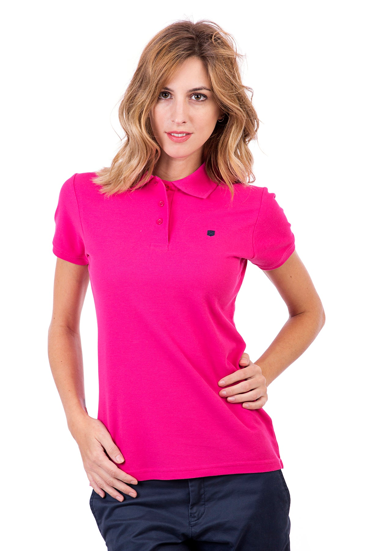 Polo Fucsia Miss Pure