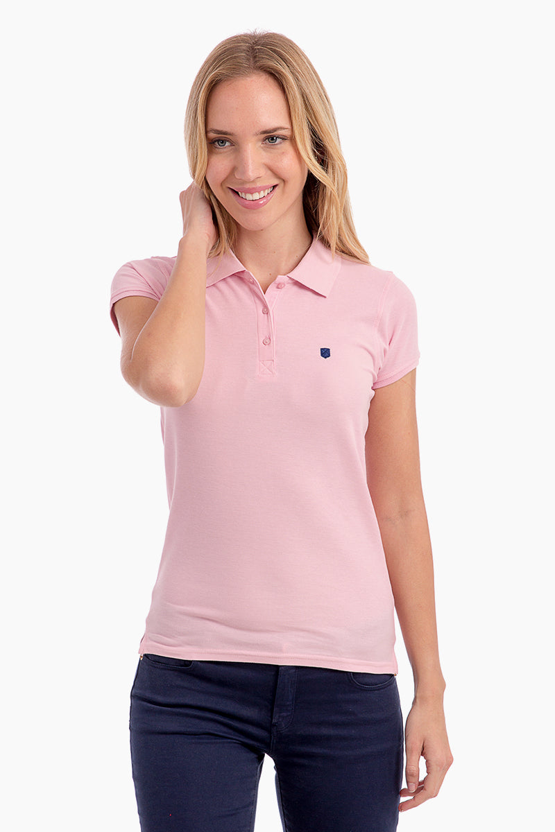 Polo rosa Miss Pure