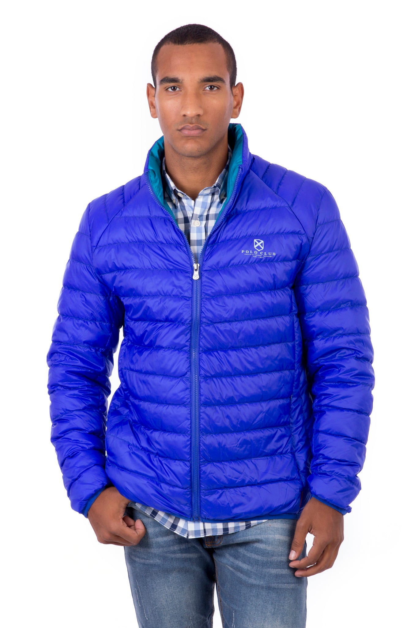 Chaqueta ULTRALIGHT azul