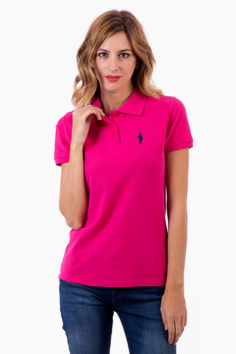 Polo Fucsia Original Small Rigby