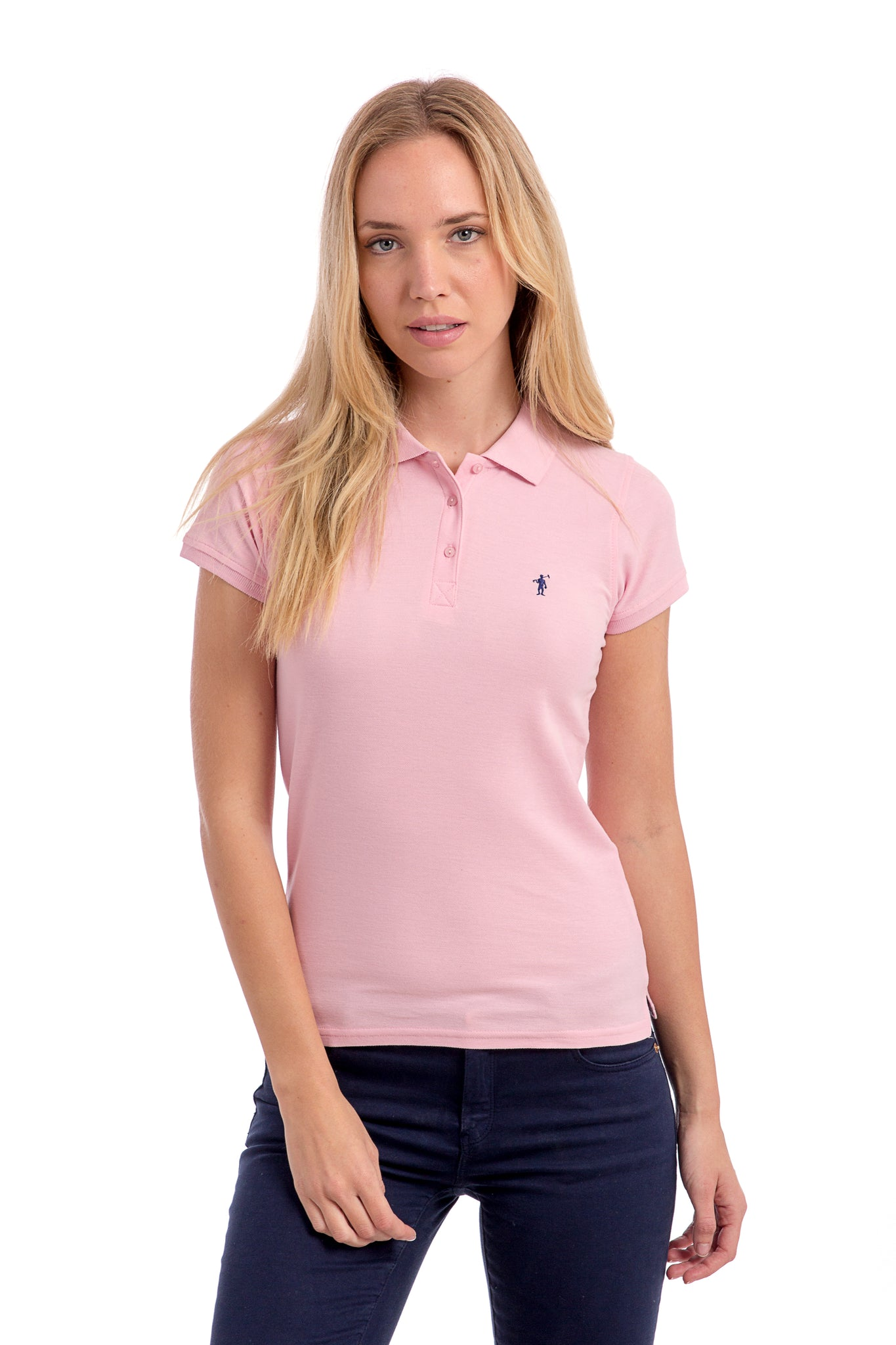 Polo ORIGINAL MINI RIGBY rosa
