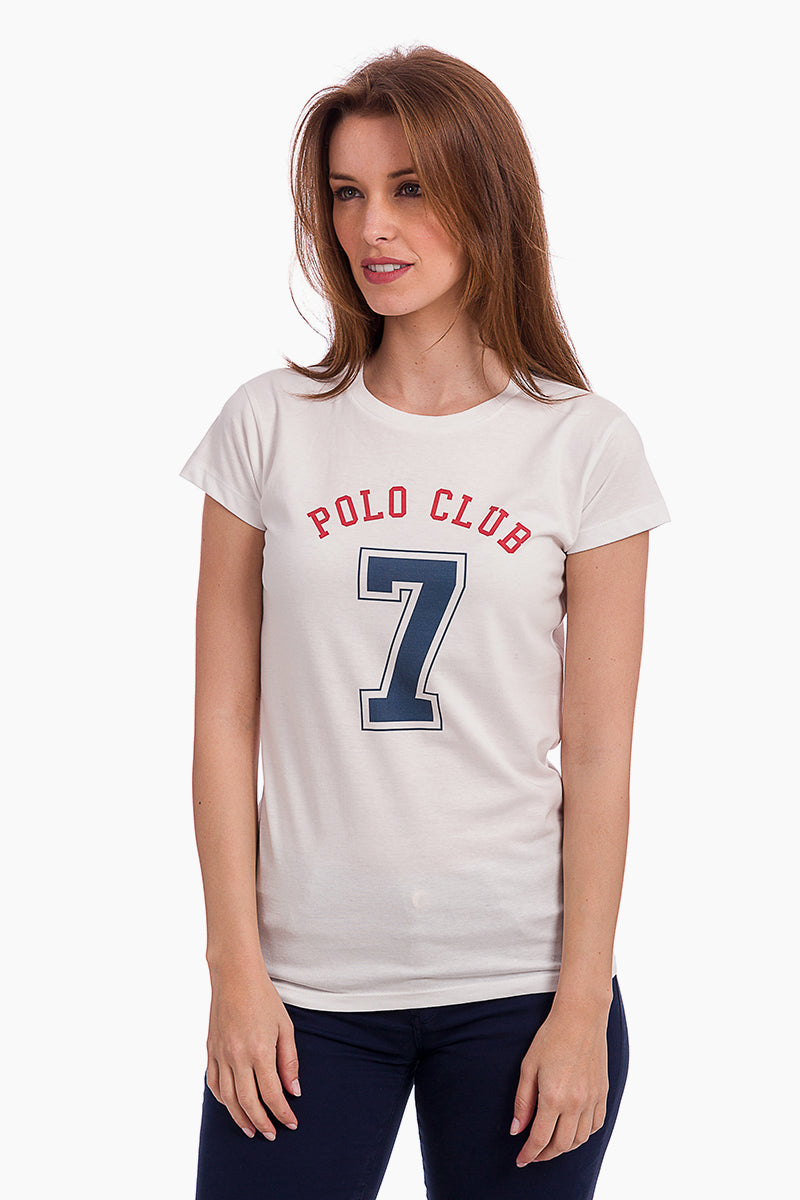 Camiseta Blanco Pc-7