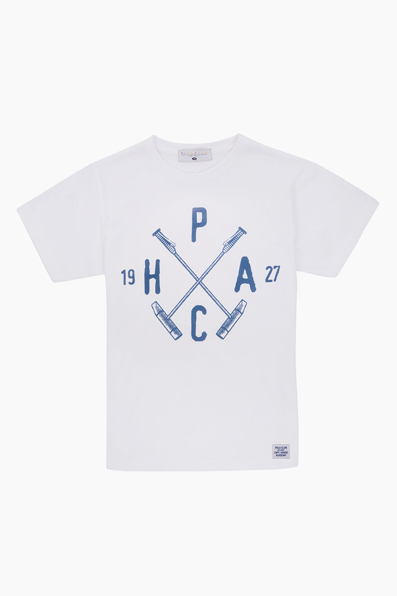 Camiseta STICKS blanco