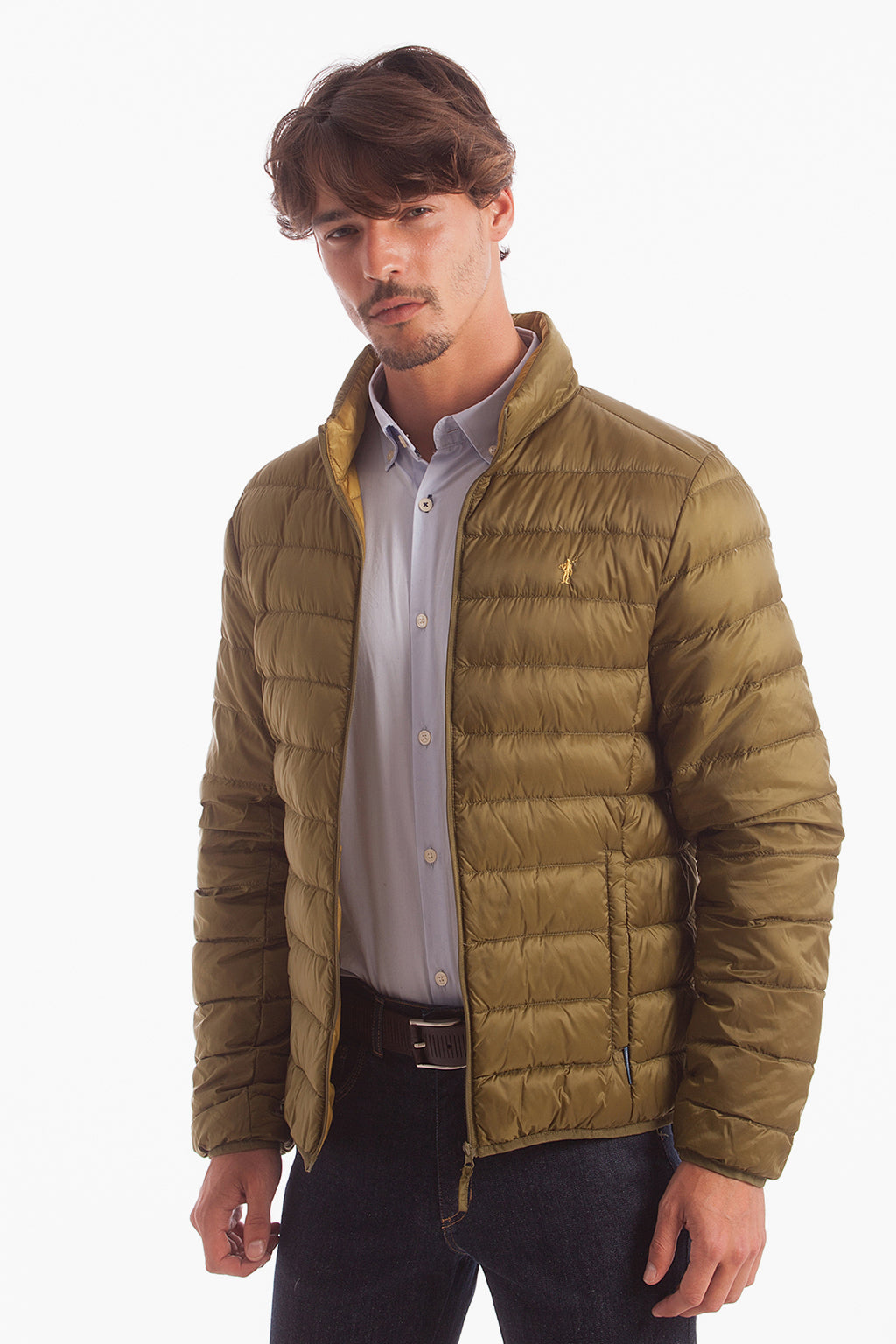 Chaqueta ULTRALIGHT DOWN MINI RIGBY kaki
