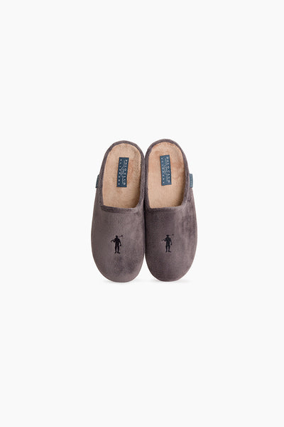 Slippers  SLIPPERS RIGBY gris