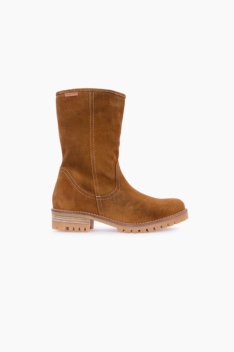 bf6a308b0e2 Botas IGLOO marron