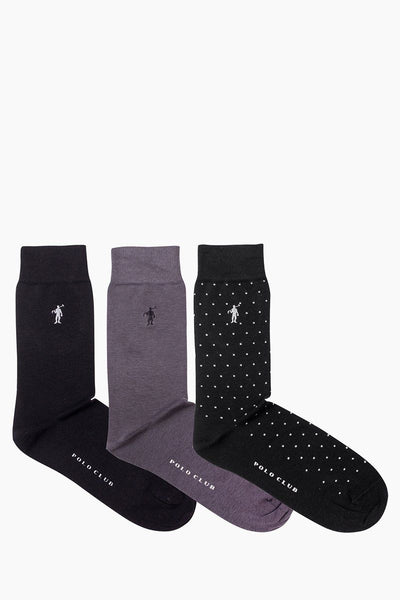 Calcetines Pack PLAIN DOTS RIGBY