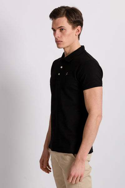 Polo MINI RIGBY COLOR Negro