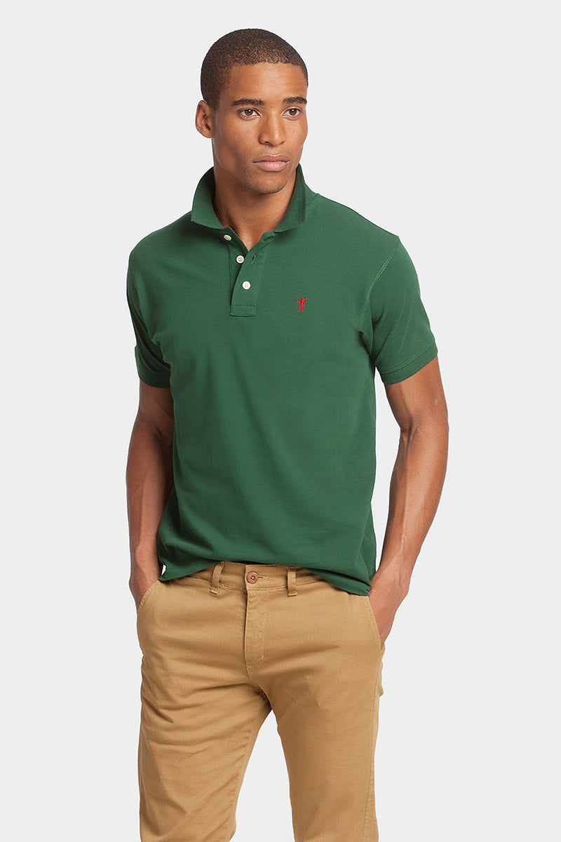 Polo MINI RIGBY Green Bottle