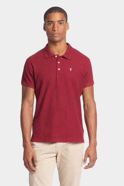 Polo MINI RIGBY Granate
