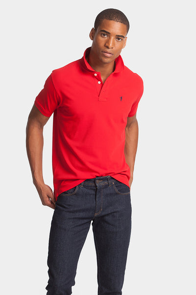 Polo MINI RIGBY Rojo