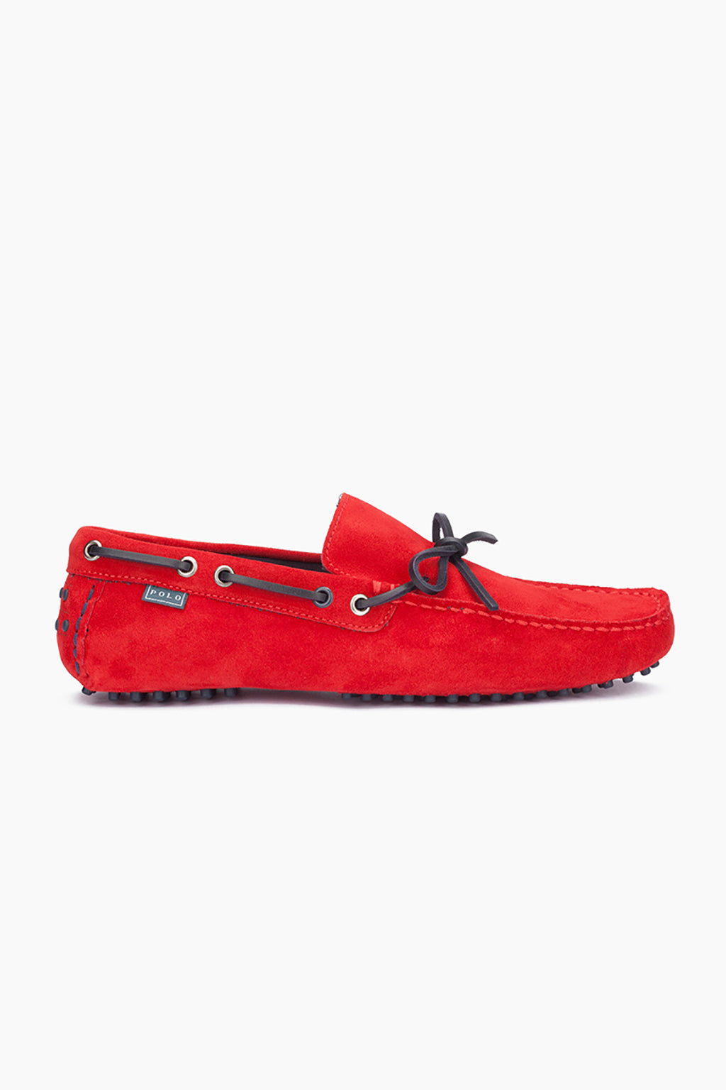 Mocasines CONDUCTOR Rojo