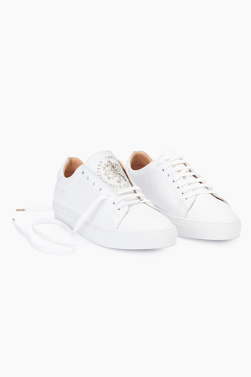 Sneakers KING KANG BASKET Blanco