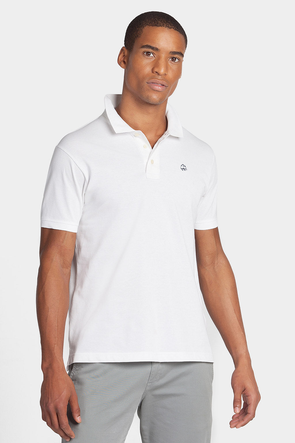 Polo CITRUS LIGHT Blanco
