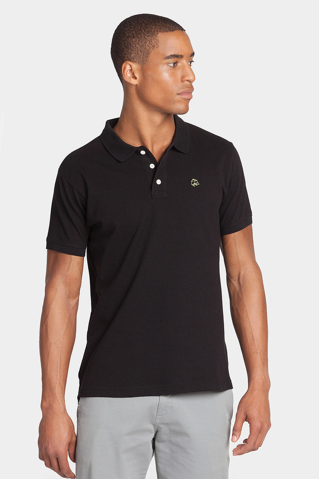 Polo CITRUS LIGHT Negro