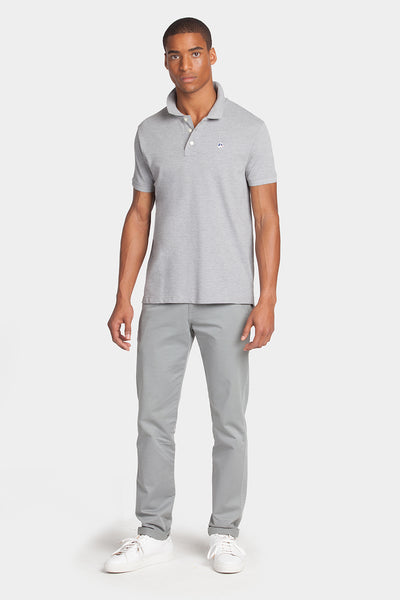 Polo LITTLE CITRUS Gris