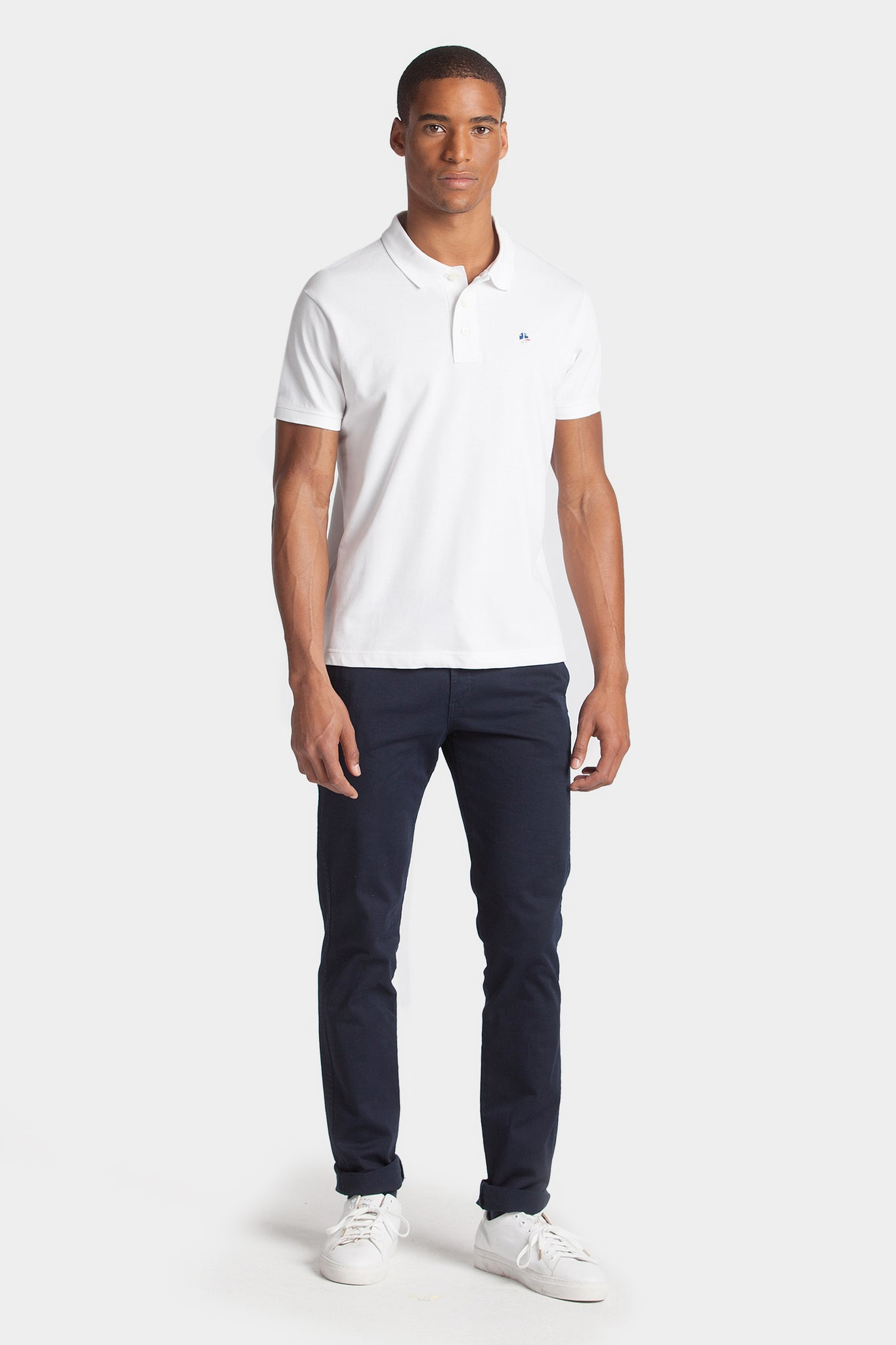 POLO ALGODÓN CUSTOM FIT