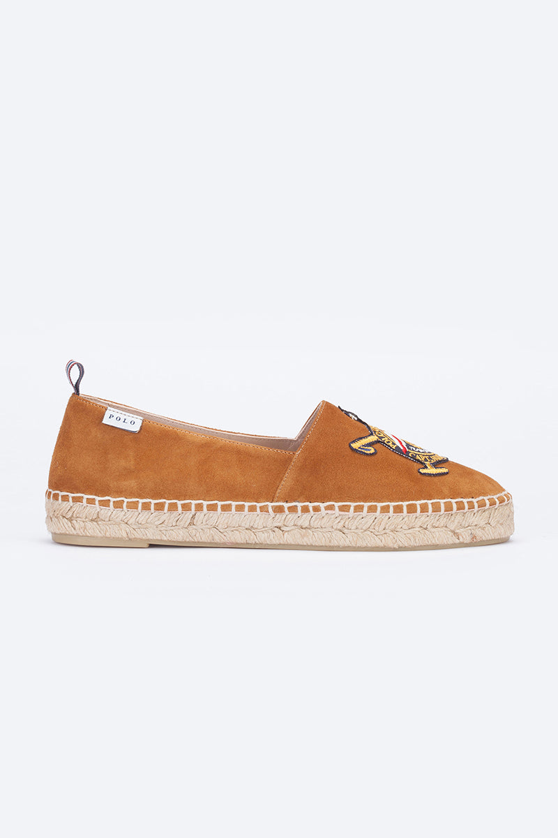 Zapato CAMPING ROWING whisky