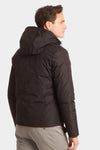 CAZADORA IMPERMEABLE Y REVERSIBLE