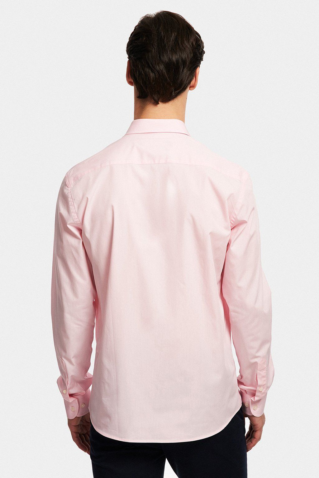 MINI RIGBY POPELIN pink Shirt