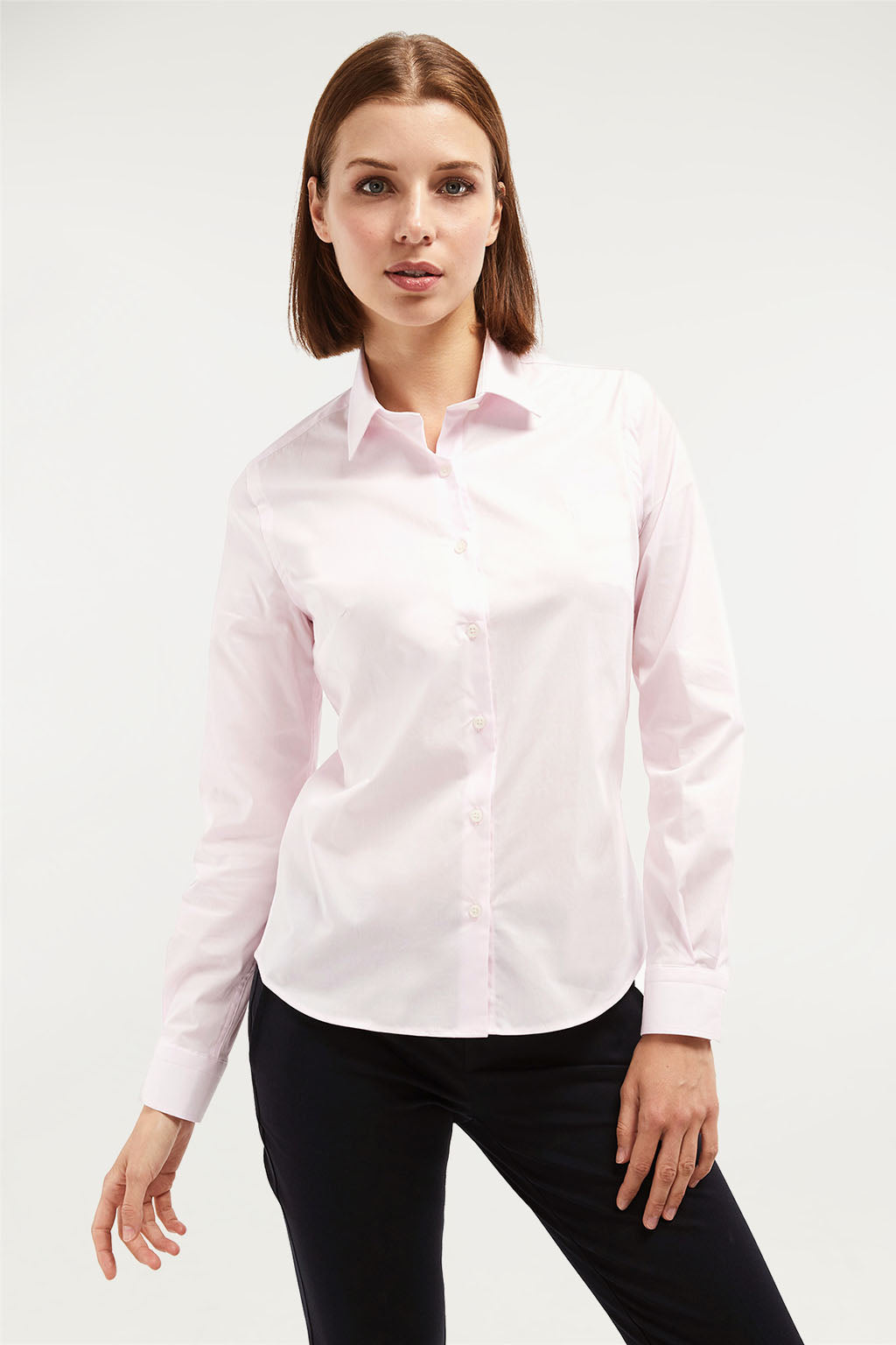 MISS RIGBY GO BASIC pink Shirt