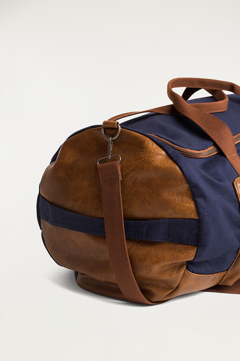 URBAN navy Travel bag