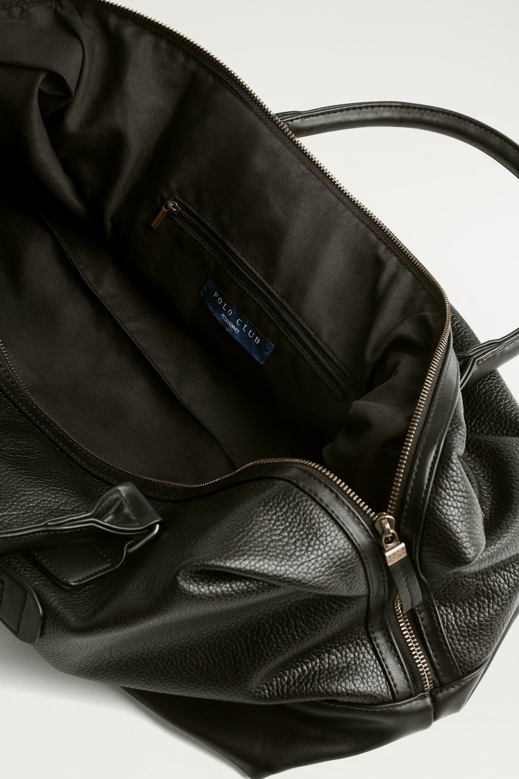 CLASSIC black Travel bag