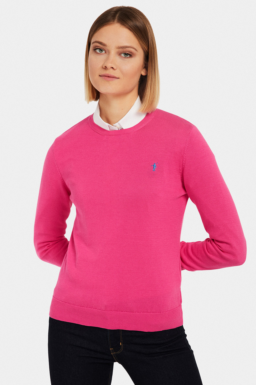 Jersey MISS RIGBY Fucsia