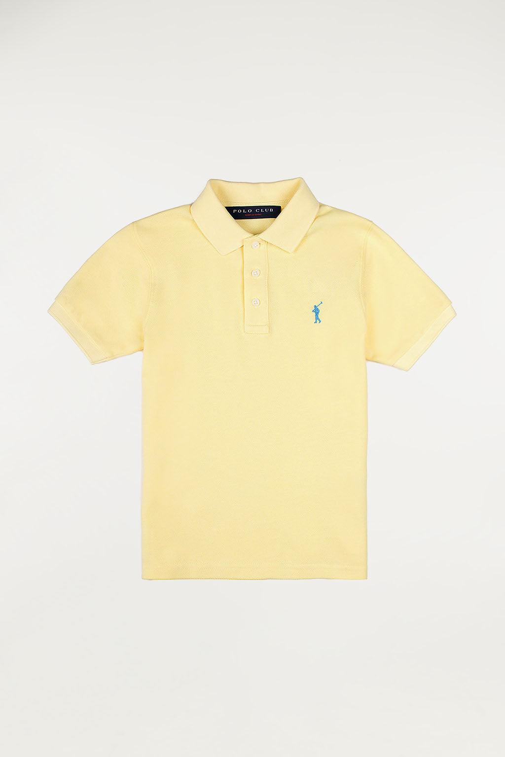 Children's Basic Polo Cotton