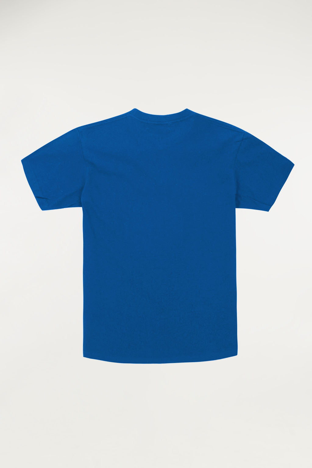 Royal blue iconic tee