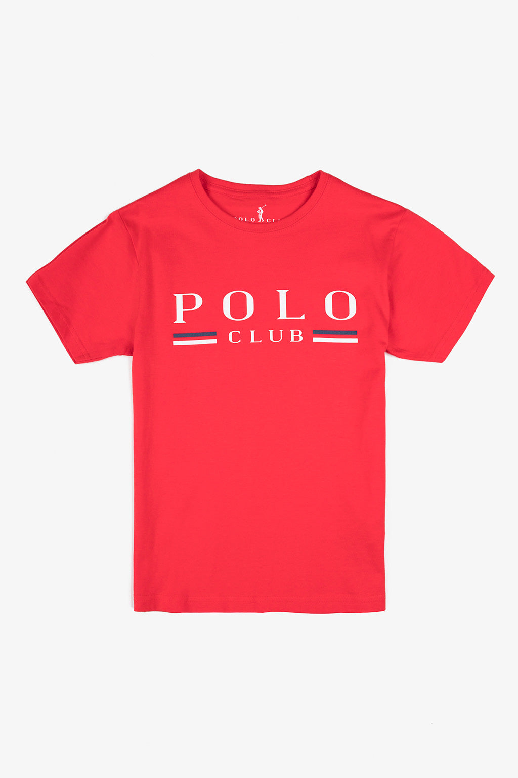 Camiseta POLO Rojo