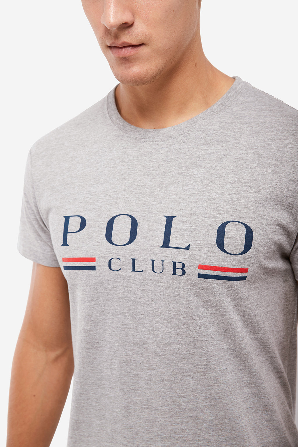 Camiseta POLO Gris Vigoré