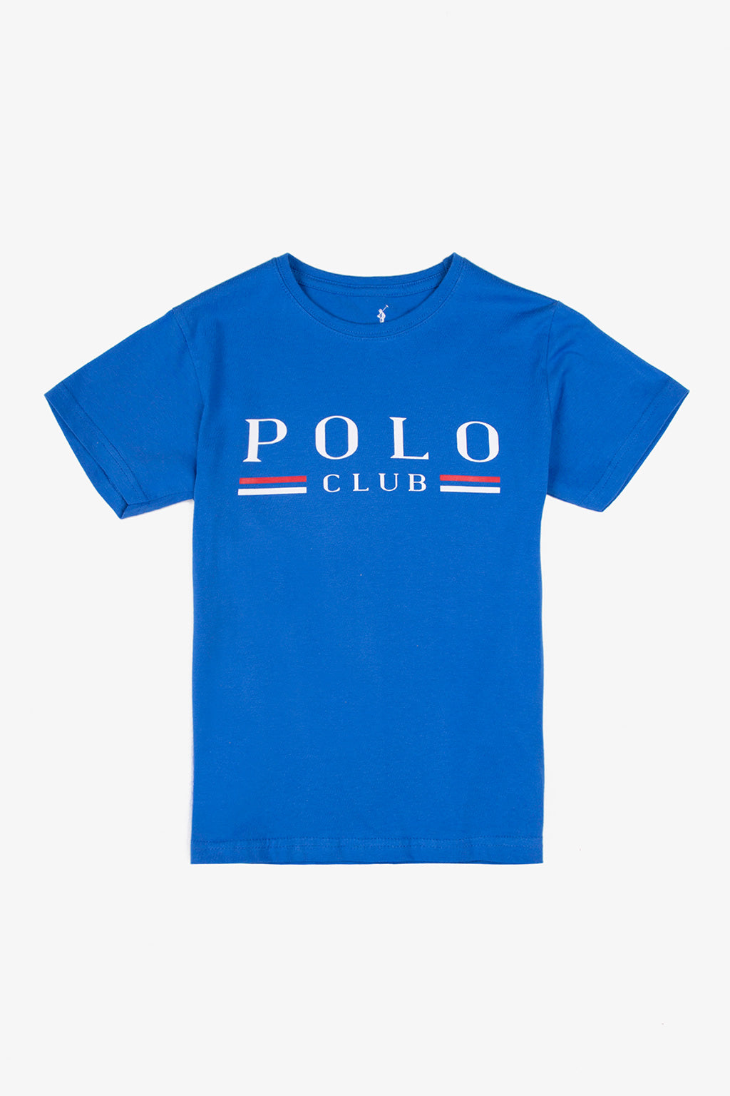 Camiseta POLO Azul Royal