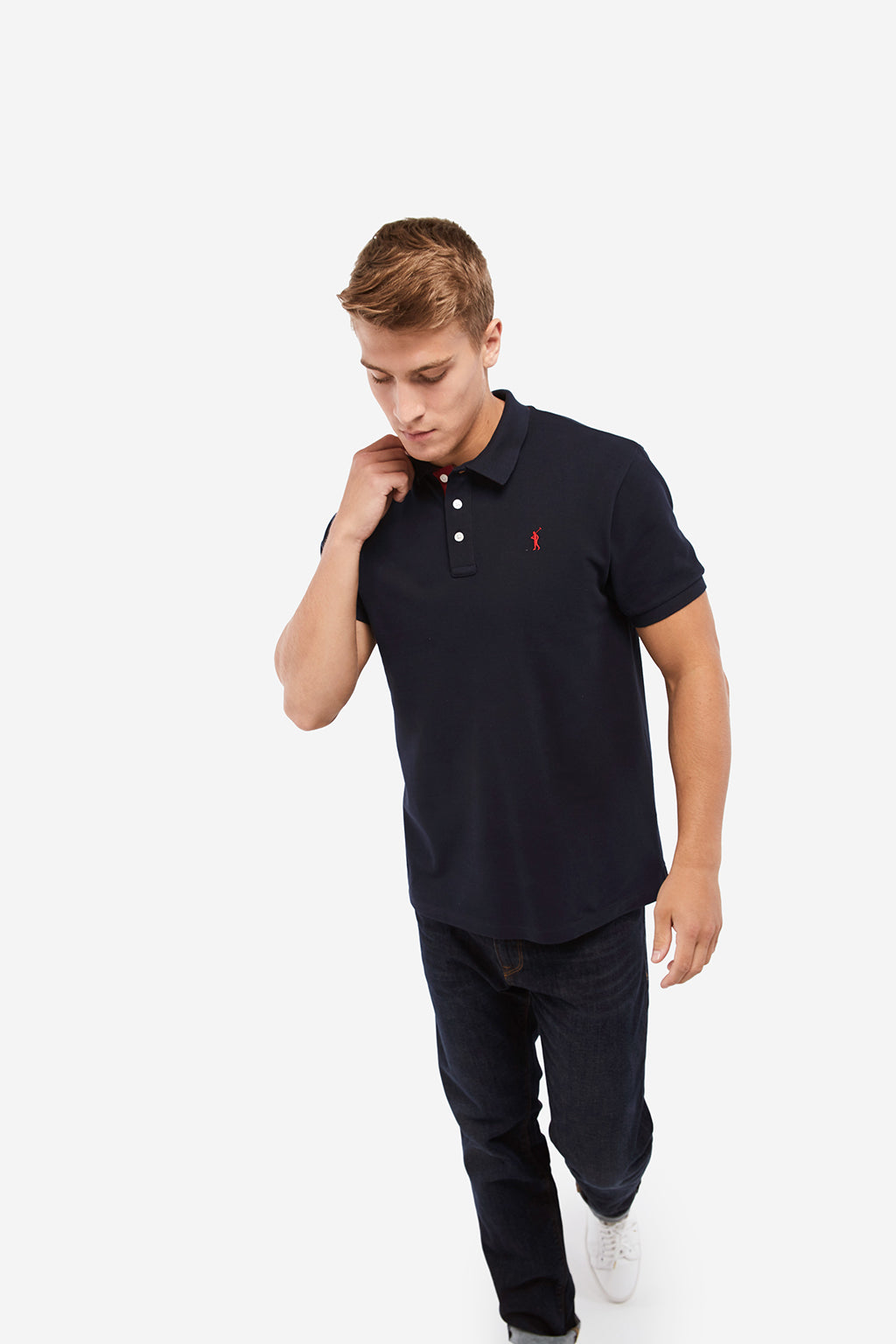 Polo MINI RIGBY GO CONTRAST