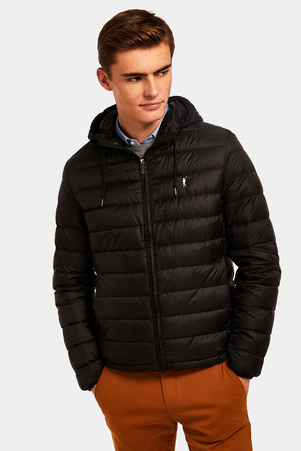 Chaqueta Ultralight Negro