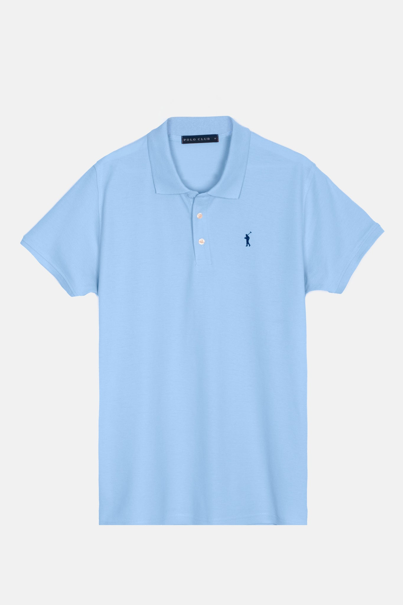 Blue polo shirt 2 pack