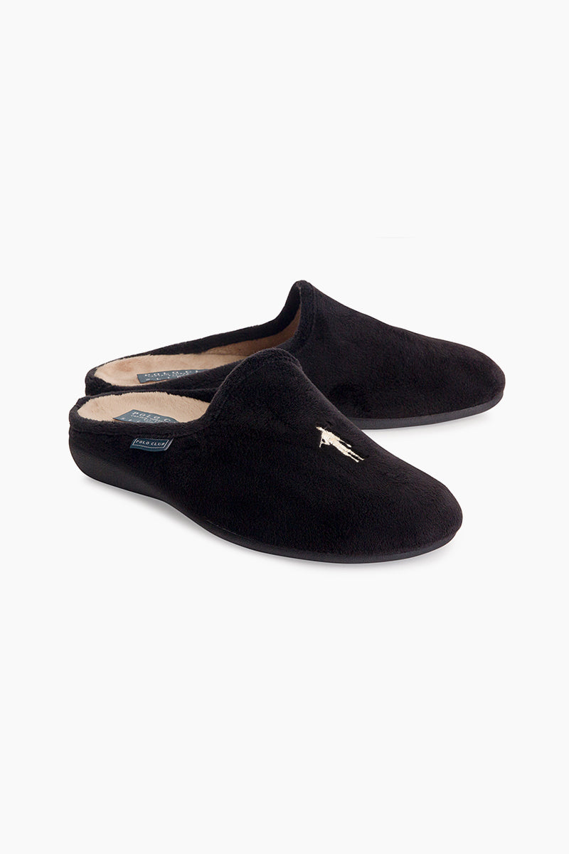 Polo Club Slippers SLIPPERS RIGBY negro CALZADO