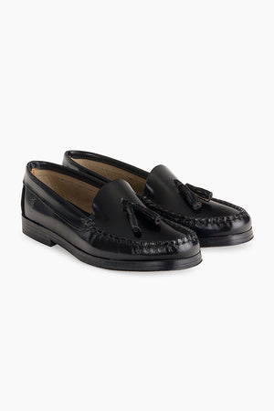 Polo Club Mocasines MISS TASSEL RIGBY negro CALZADO