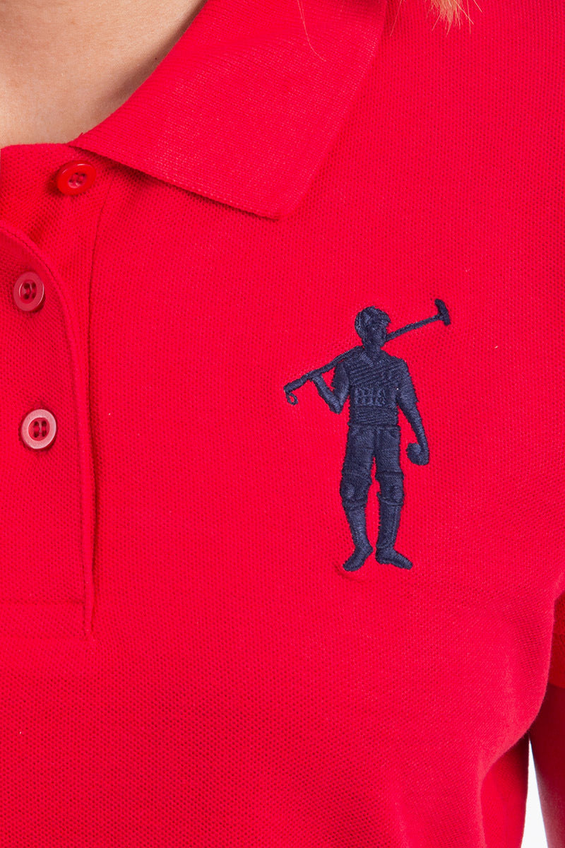 Polo Club Polo BIG PLAYER rojo POLOS