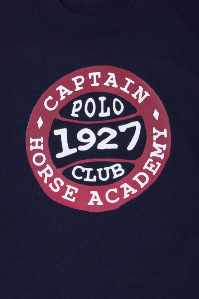Polo Club Camiseta BASEBALL Azul marino CAMISETAS